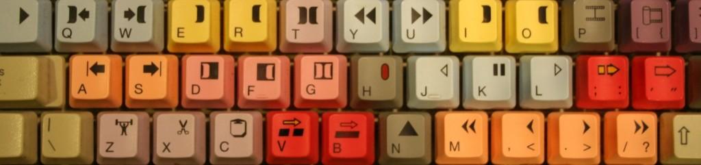 farverigt tastatur